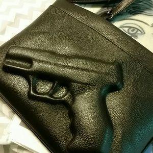 Handbags - No gun - just a purse!